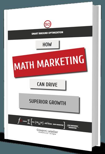 math marketing sio concept