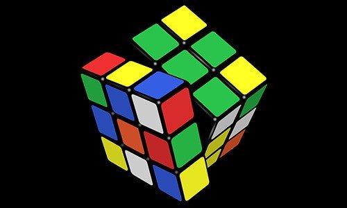 marketing rubik's cube challenge