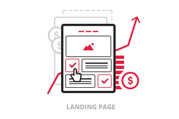 landing pages creation services