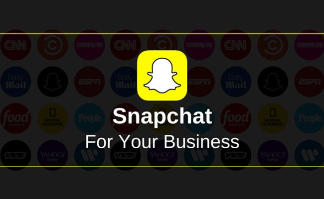 snapchat advertising, how to use Snapchat for business