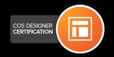 COS hubspot designer certified