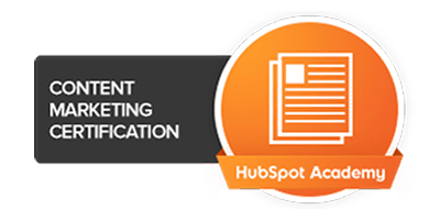 hubspot content certified agency