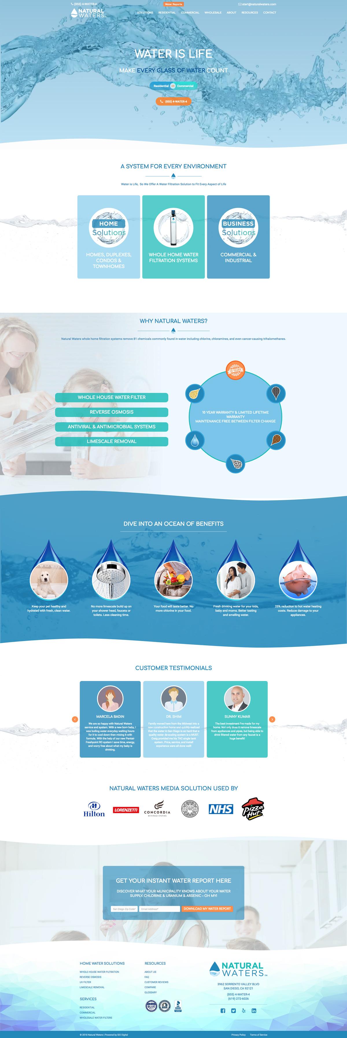 Website design agency san diego