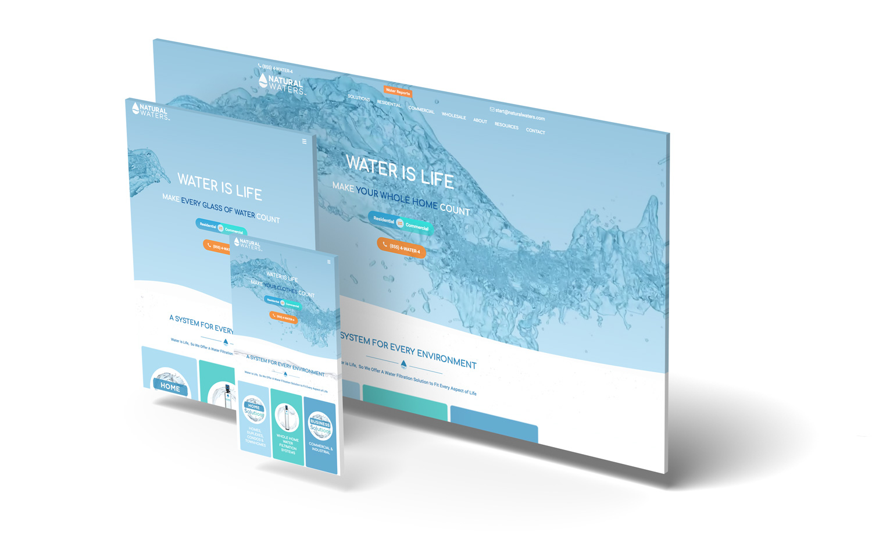 B2C/B2B Website Design Project
